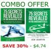 75 Secrets Revealed on Time Management Skills: Best Time Management Tips Among All Time Management Books Bestsellers (VOLUME 1 & 2) - Joe Martin