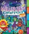 The Halloween Creativity Book - Moira Butterfield