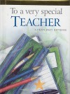 To a Very Special Teacher - Pam Brown