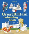 Great Britain Colouring Book - Struan Reid, Ian McNee