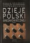 Dzieje Polski średniowiecznej. Tom 2 (od roku 1333 do 1506). - Jan Dąbrowski, Roman Grodecki, Stanisław Zachorowski