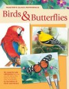 Painter's Quick Reference Birds & Butterflies - North Light Books