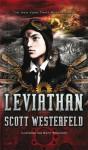 Leviathan - Scott Westerfeld, Keith Thompson, Raquel Solà