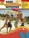 Daily Summer Activities, Moving from 7th to 8th Grade - Evan-Moor Educational Publishers