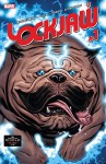 Lockjaw (2018-) #1 - Carlos Villas, Daniel Kibblesmith, Ed McGuinness