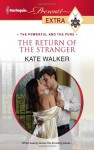 The Return of the Stranger - Kate Walker