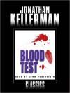 Blood Test - Jonathan Kellerman, John Rubinstein