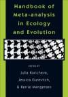 Handbook of Meta-analysis in Ecology and Evolution - Julia Koricheva, Kerrie Mengersen, Jessica Gurevitch