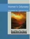 Homer's Odyssey - Samuel Butler