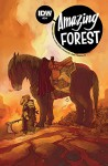 Amazing Forest (2016-) #4 - Ulises Farinas, Erick Freitas, Ulises Farinas, Jelena Đorđević, Victor Puchalski, Adrian Gonzalez, Hyeondo Park