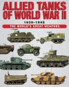 Allied Tanks of Word War II (The World's Great Weapons) - David Porter