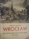Wrocław na dziewiętnastowiecznej rycinie - Andrzej Zieliński