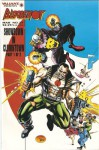 Bloodshot #25 (Showdown in Clowntown Part 1 of 2) March 1995 - Kevin Vanhook, Mike Vosberg
