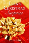 Evan's Christmas Surprise - K.C. Faelan
