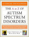The A to Z of Autism Spectrum Disorders - Carol Turkington, Ruth Anan