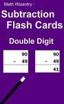 Math Wizardry: Subtraction Flash Cards - Double Digits - Scott Douglas