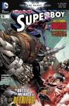 Superboy (2011- ) #11 - Scott Lobdell, R.B. Silva