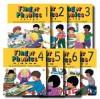Finger Phonics Books 1-7 (in Precursive Letters) - Sue Lloyd, Sara Wernham