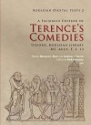 Terence's Comedies: Individuals Version - Bodleian Library, Bernard J. Muir, Andrew J. Turner