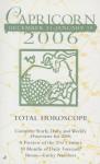 Total Horoscope Capricorn 2006 - Jove, Margarete Beim