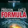 Formula: Tunnel des Grauens. Lesung - Douglas Preston, Lincoln Child, Thomas Piper