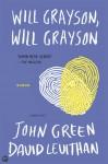 Will Grayson Will Grayson - John Green
