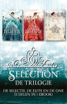 Selection: de trilogie: De selectie / De elite / De one - Kiera Cass, Hanneke van Soest