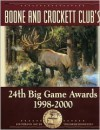 Boone and Crockett Club's 24th Big Game Awards, 1998-2000 - Boone and Crockett Club, George A. Bettas