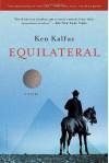 By Ken Kalfus Equilateral: A Novel (Reprint) [Paperback] - Ken Kalfus
