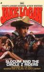 Slocum 293: Slocum and the Circle Z Riders - Jake Logan