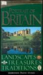 Portrait of Britain: Landscapes, Treasures, Traditions - Michael Leapman