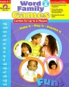 Word Family Games, Level A: grades k-2; Centers for Up to 6 Players - Jo Ellen Moore, Evan-Moor Educational Publishers