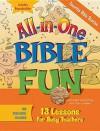 All-in-One Bible Fun: Fav Bible Stories Preschool - Abingdon Press