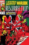 Silver Surfer/Warlock: Resurrection (1993) #3 (of 4) - Jim Starlin, Jim Starlin