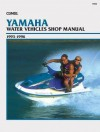 Yamaha Water Vehicles Shop Manual, 1993-1996 - Clymer Publishing