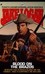 Blood on the Brazos - Jake Logan