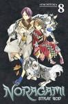 Noragami: Stray God 08 - Adachitoka