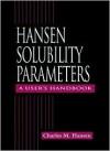 Hansen Solubility Parameters - Charles Hansen