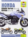 Honda Cb600f - Phil Mather