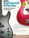 Teach Yourself To Play Bass (Book & Cd) (Teach Yourself) - Alfred Publishing Company Inc.