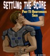 Settling the Score - Part 11: Quarterback Sack - Josh Hunter