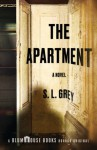 The Apartment: A Horror Story (Blumhouse Books) - S L Grey