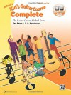Alfred's Kid's Guitar Course Complete: The Easiest Guitar Method Ever!, Book & Online Audio - Ron Manus, L. C. Harnsberger