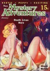 New Mystery Adventures - January 1936 - william bogart, Norman Saunders