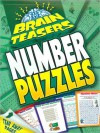 Brain Teasers: Number Puzzles - Staff of Kidsbooks