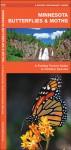 Minnesota Butterflies & Moths: A Folding Pocket Guide to Familiar Species - James Kavanagh, James Kavanagh, Raymond Leung