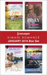Harlequin Kimani Romance January 2016 Box Set: Tuscan HeatDrawing HeartsPassion PlayA New York Kind of Love - Deborah Fletcher Mello, J.M. Jeffries, Regina Hart, Synithia Williams