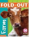 Fold-Out Farm Sticker Book - Dominic Zwemmer