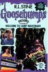 Welcome to Camp Nightmare (Goosebumps Presents TV Book #3) - Megan Stine, Jeff Cohen, R. L. Stine