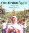 One Green Apple - Eve Bunting, Ted Lewin